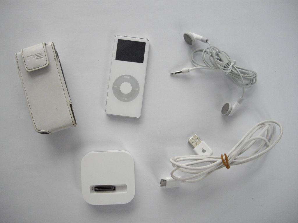 iPod + Zubehör - 192 g