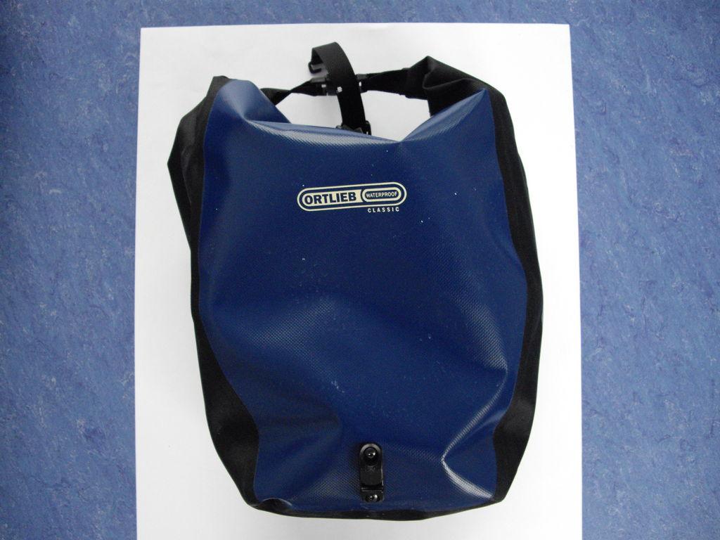 2 x Ortlieb Classic Backroller - 1.790 g