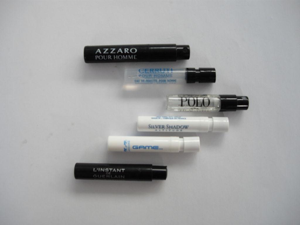 Parfümproben - 24 g