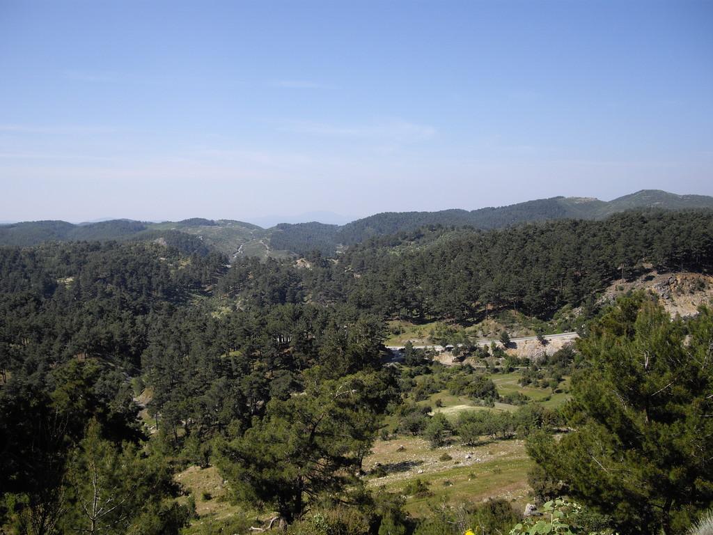 Welch eine Landschaft !!!