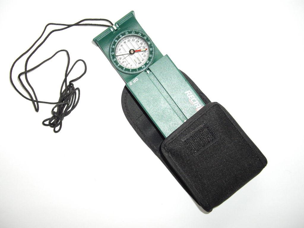 Kompass - Recta DP 2 - 68 g - nicht benötigt