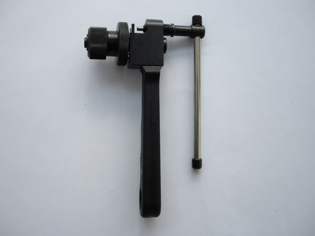 Revolver - Rohloff - 319 g