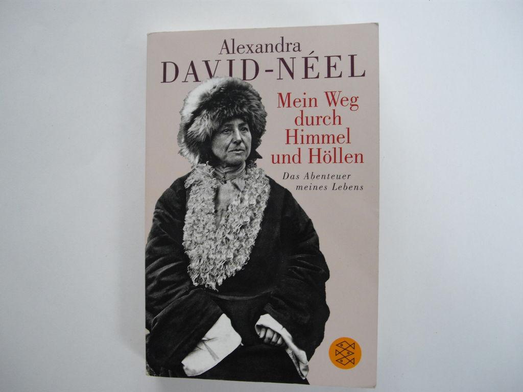 Mein Weg durch Himmel und Hölle - Alexandra David-Néel - 242 g