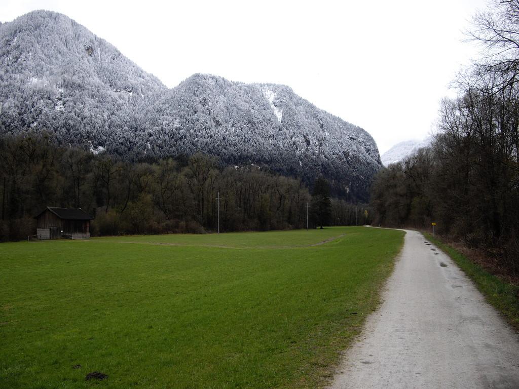 07.04.08 - auf dem Inntalradweg Richtung Innsbruck