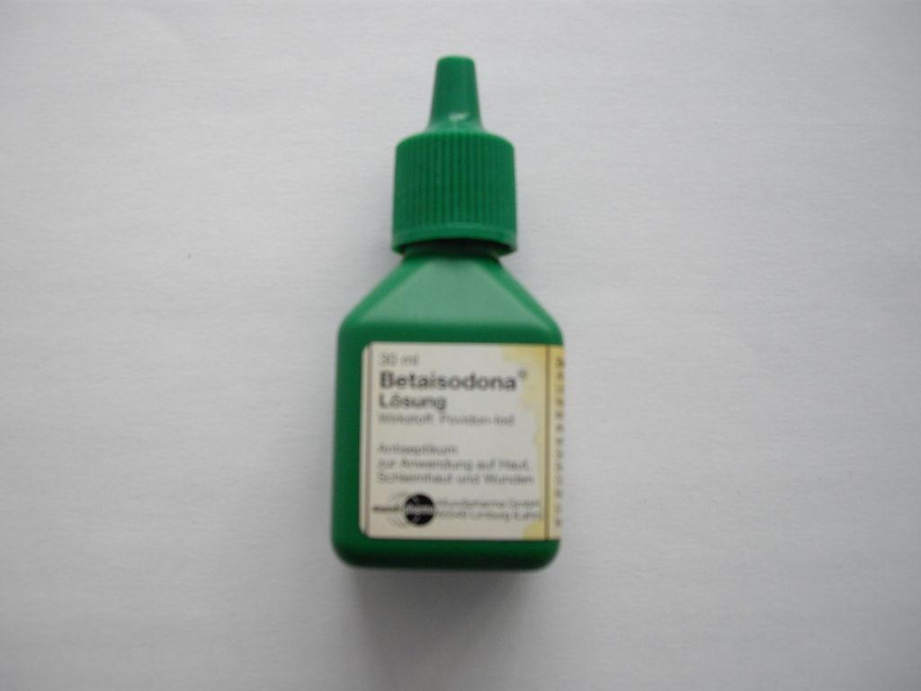 Betaisodona - Lösung - 38 g