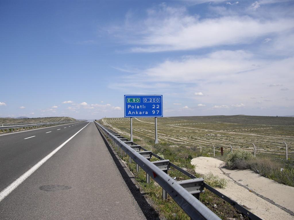 ...keine 100 km mehr bis zu meinem ersten großen Zıel