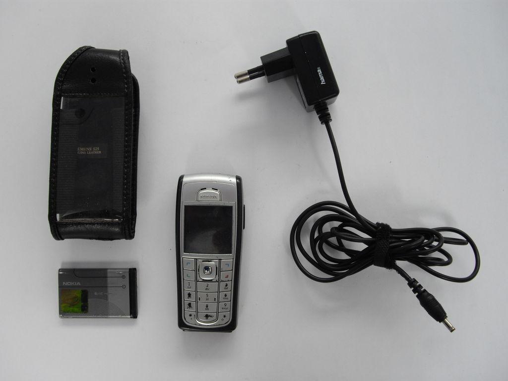 Mobiltelefon - Nokia, Ladegerät, Ersatzakku - 229 g