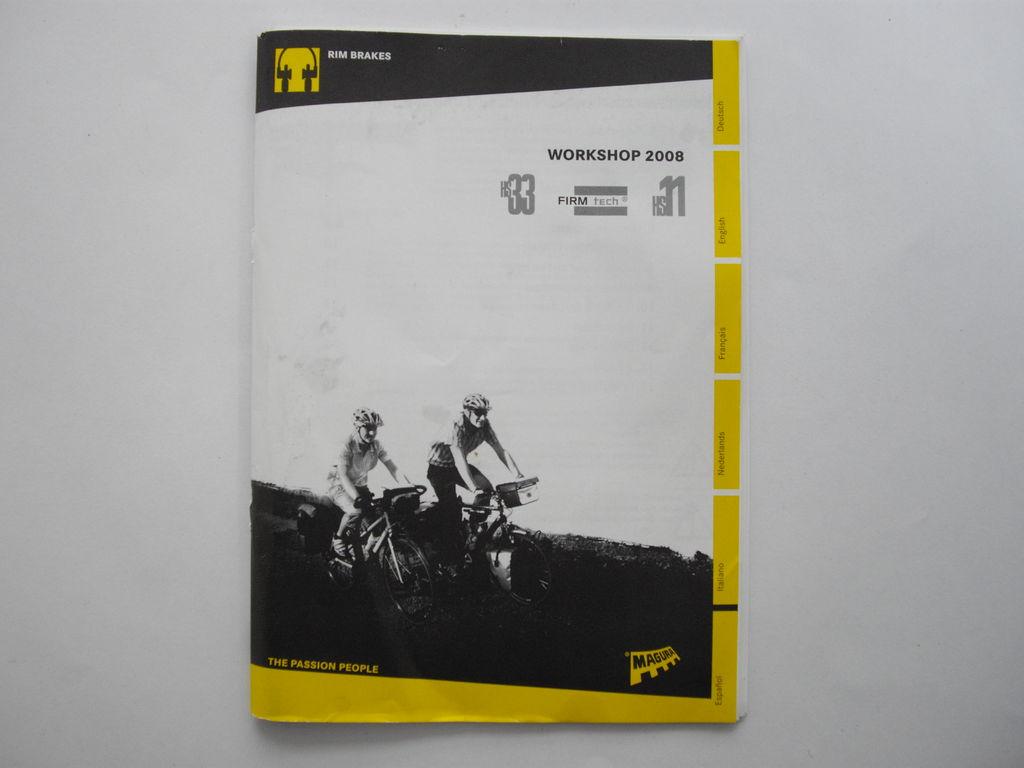 Magura HS 33 Bremsanlage - Handbuch - 55 g
