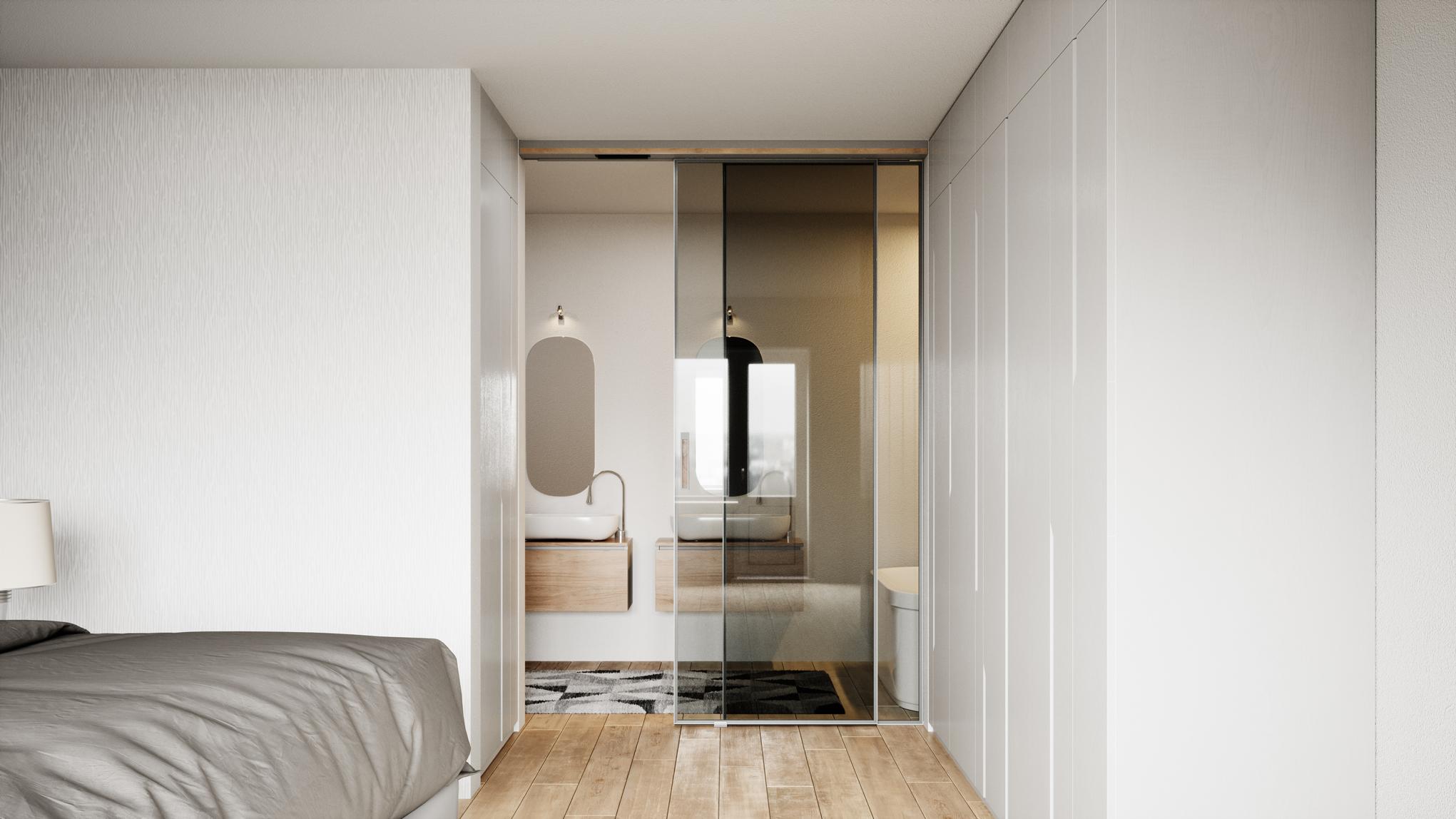 Doorson 400 Standard Schlafzimmer