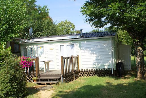 Camping avec location de mobil-home