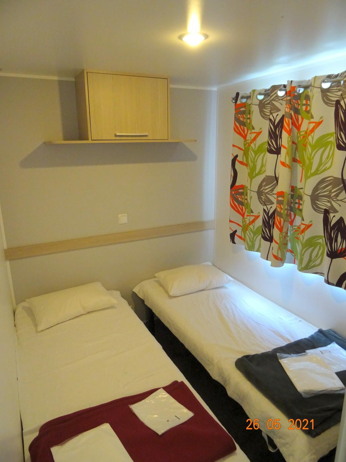 Mobil-home 3 chambres près de Ruoms en Ardèche - Trigano