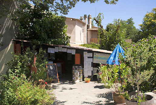 Camping internationale - Accueil, point info