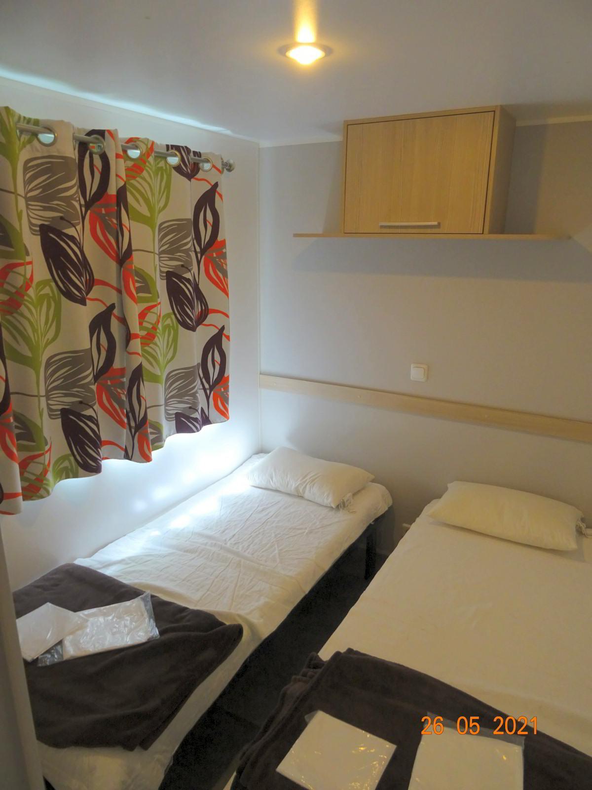 Mobilheim 3 Schlafzimmer, 6 Personen - Trigano