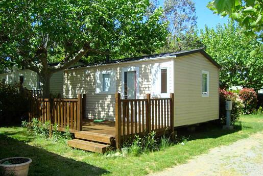 Camping familial avec mobil-homes