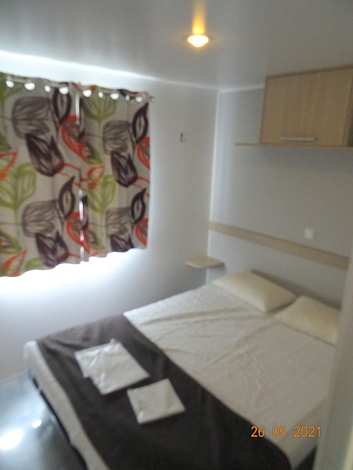 Mobil-home 3 chambres à louer en sud Ardèche- Trigano