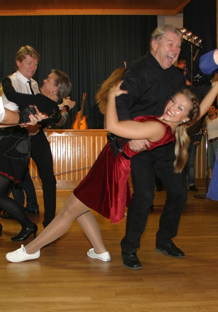 Back to thhe 50´s - Die Tanzveranstaltung 2016
