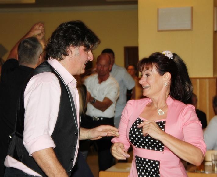 Back to the 50´s - Jubiläums-Tanzveranstaltung mit den Legendary Daltons 2019