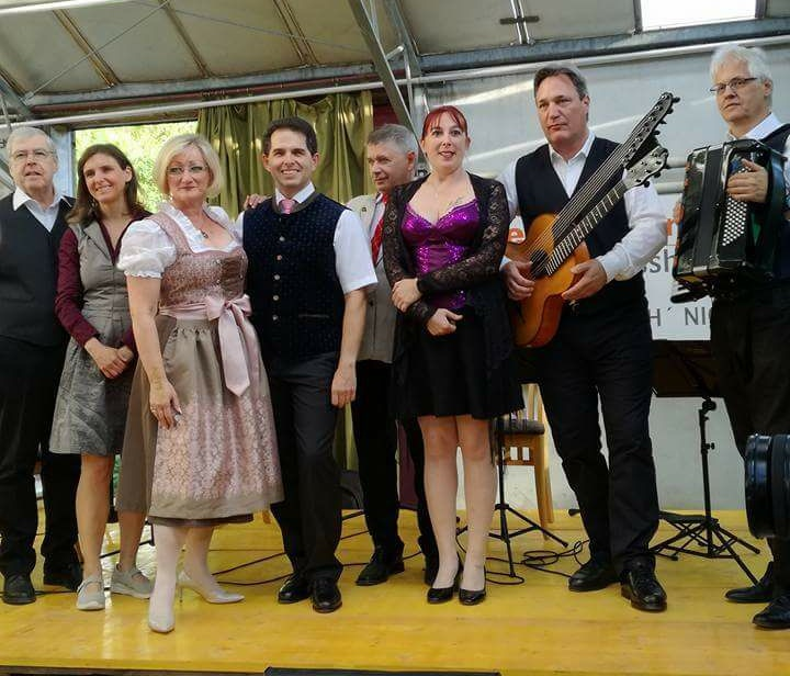 Strasshofer Operettensommer 2017 - 10 jähriges Jubiläum