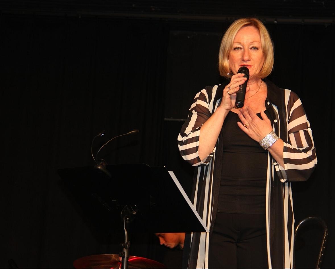 It´s Swing- und Jazz-Time mit Regine Pawelka & dem L.E. Quartett (c) Raimund Mold