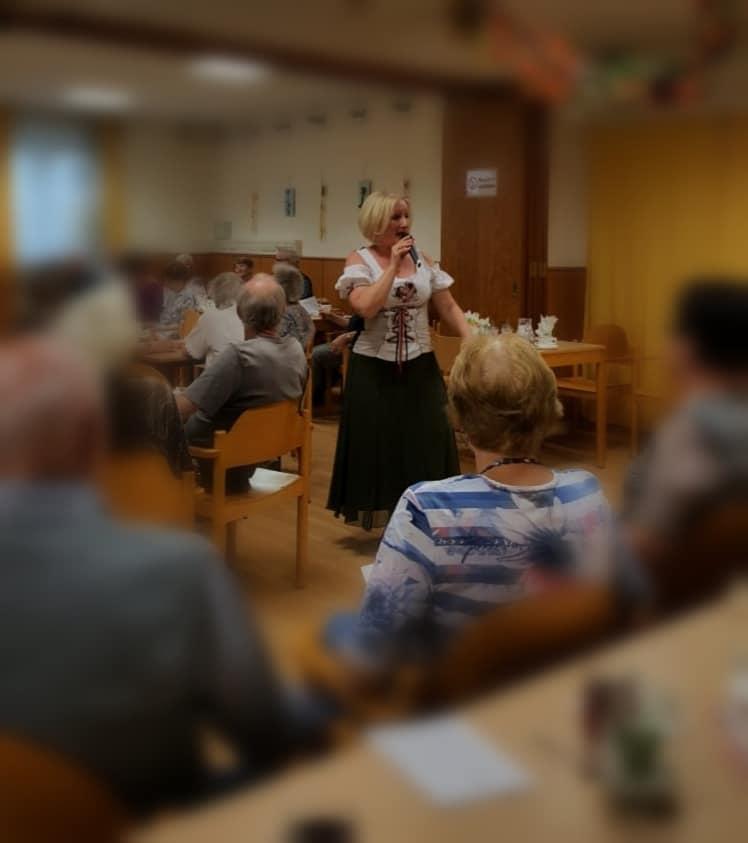 Wienerlieder im Pensionistenklub Taborstraße 2019