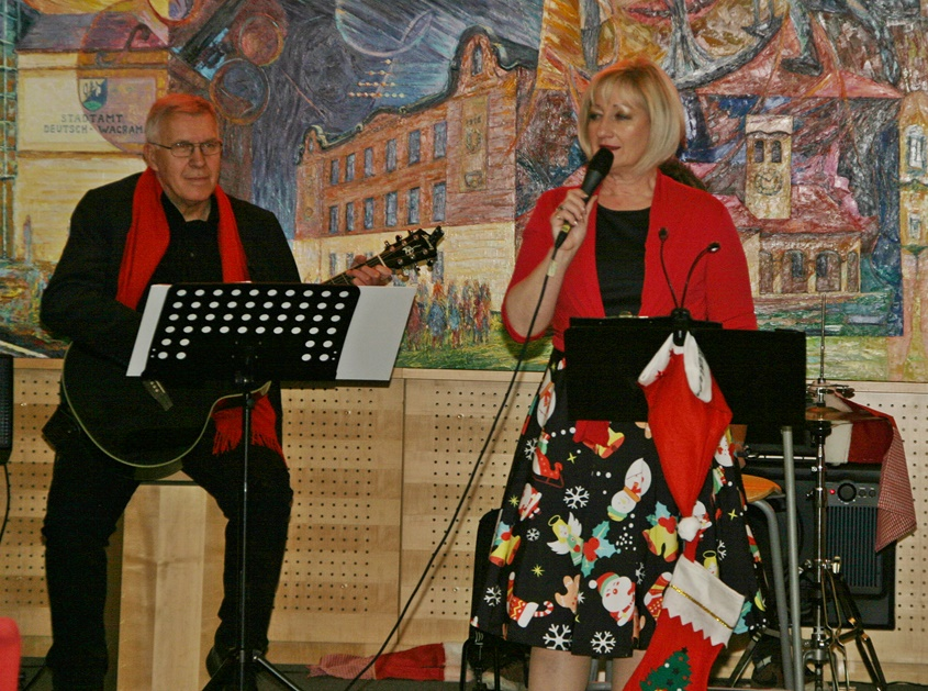 S(w)inging Christmas im Stadtamt Deutsch Wagram