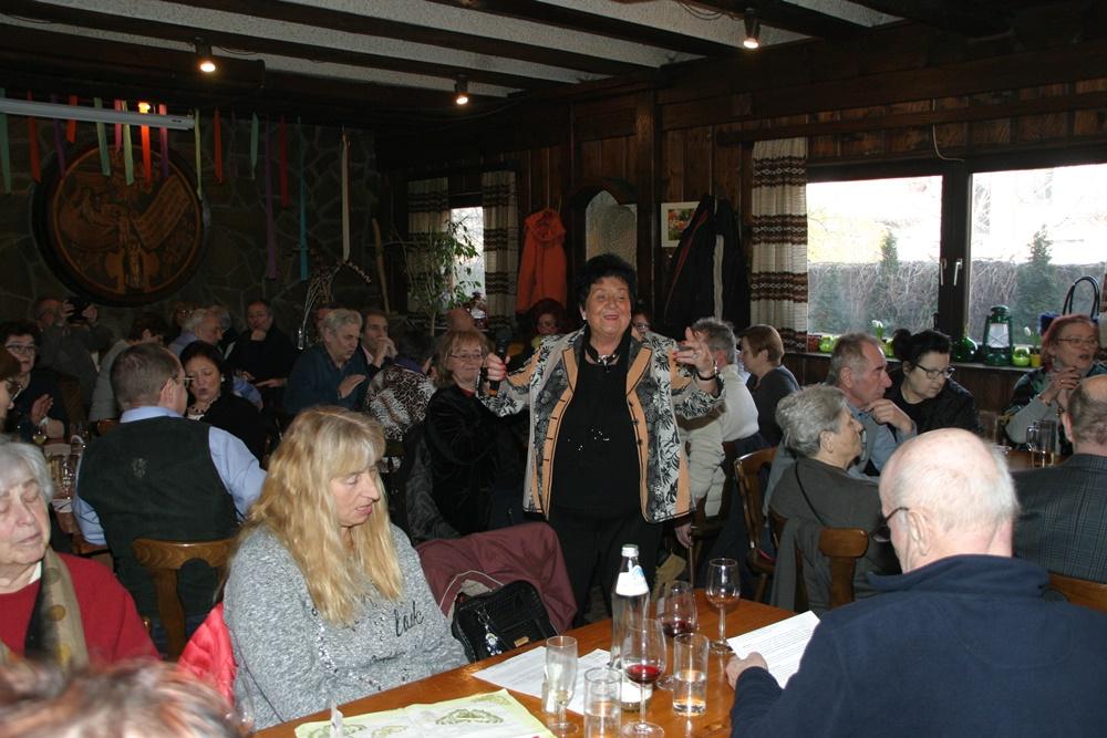 """Frühschoppen """"Darf´s a bissl Wienerisch sein"""" im Weinkrug Trapl - Strasshof"""