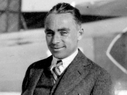 Walter Mittelholzer