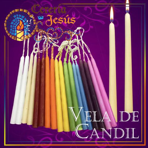Velas de candil