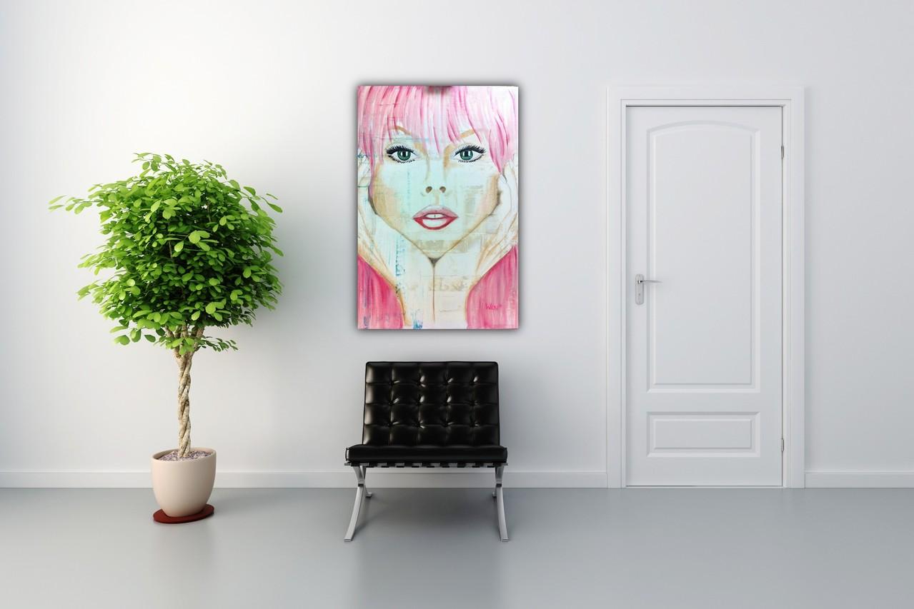 Puck 80 x 120 cm verkocht