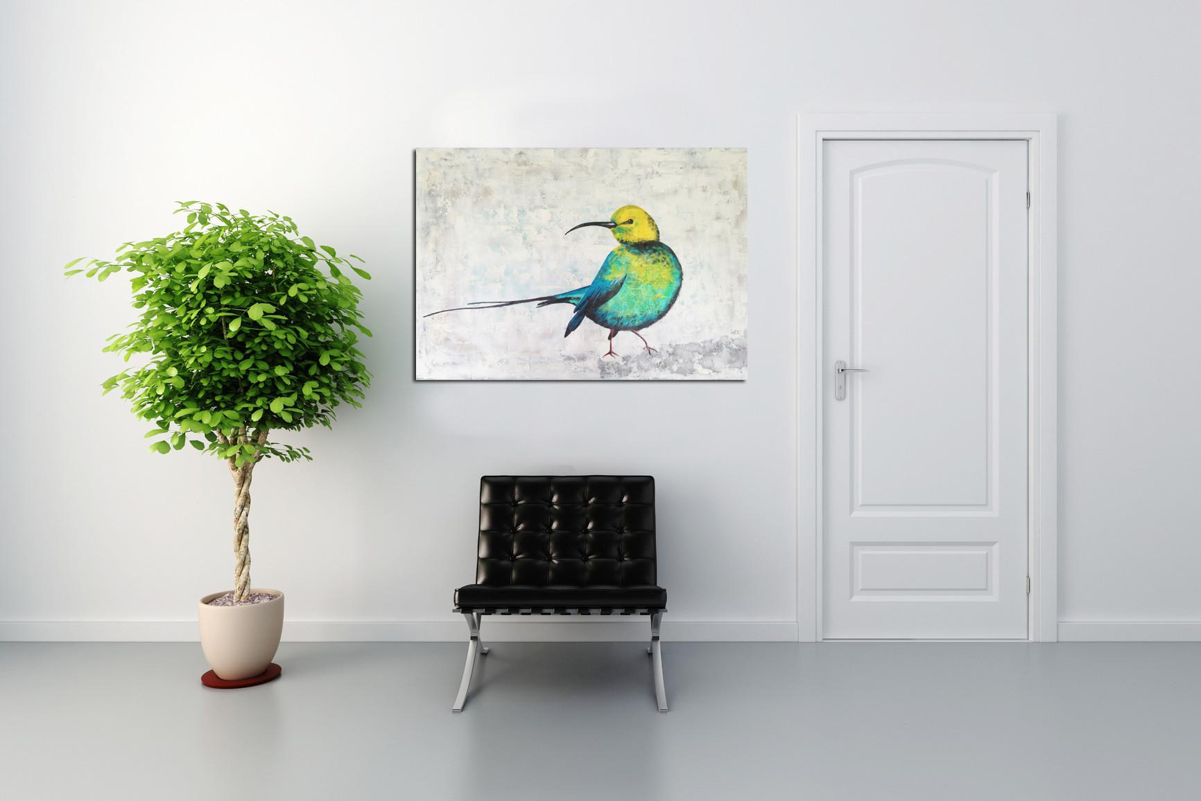 Sun Bird Verkocht