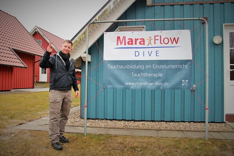 Tauchschule MaraFlow Dive Jan von Rahden