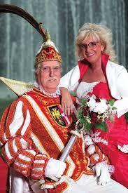 Novesia Heike II. mit ihrem Prinz Dieter IV. Hahn