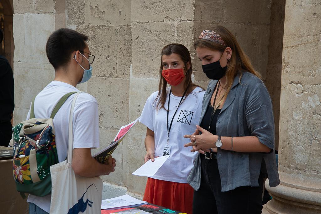 Manifesta 13, Marseille, 2020: Léo Derivot