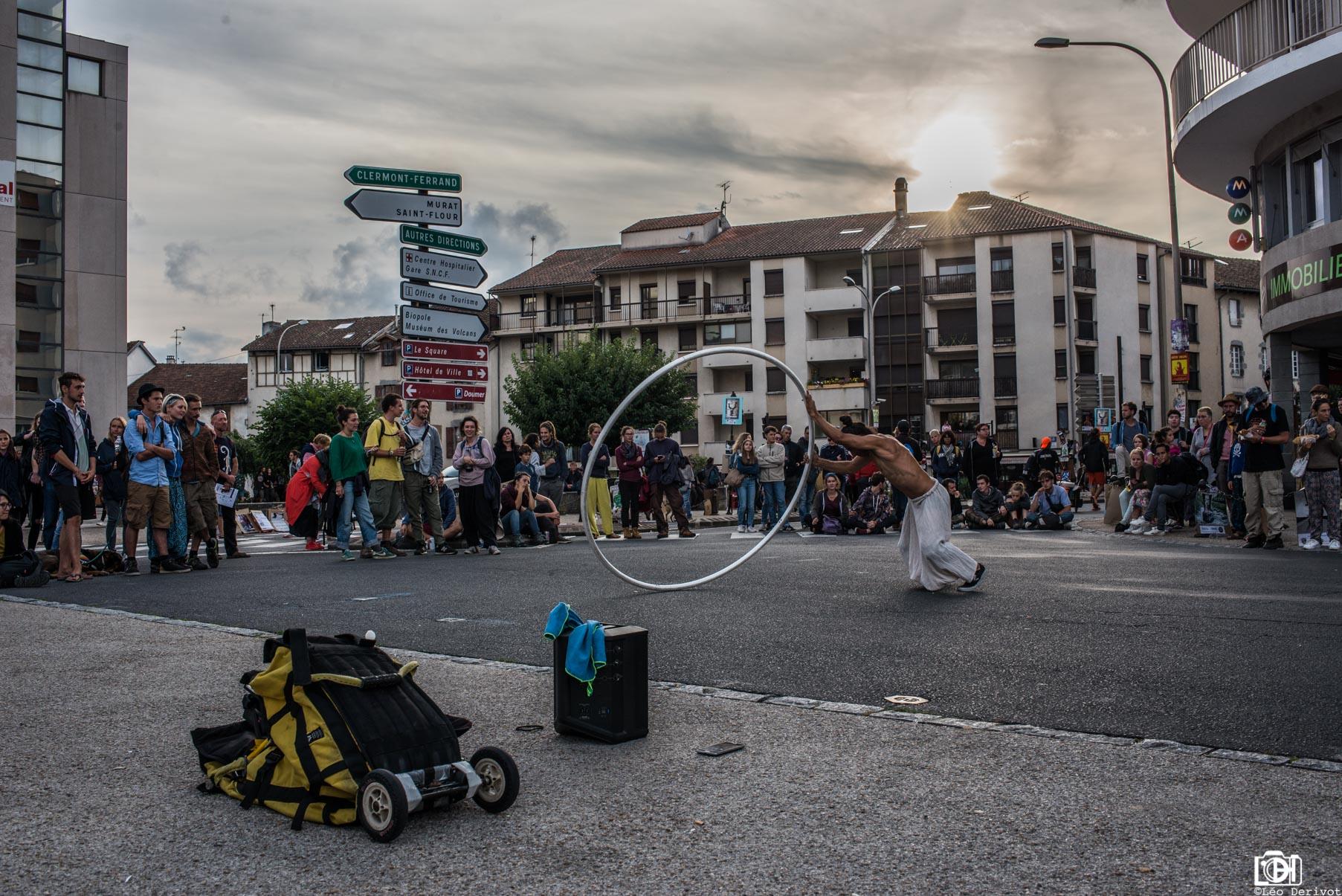 Festival d'Aurillac, 2018