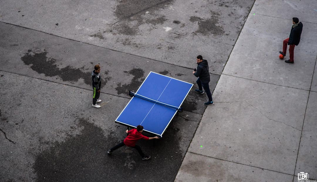 Ping-Pong, Marseille, 2019