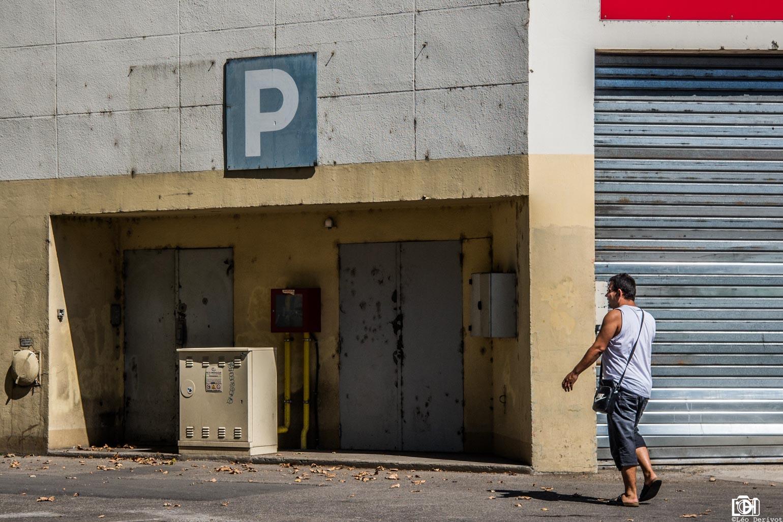 Parking 2, Arles, 2016
