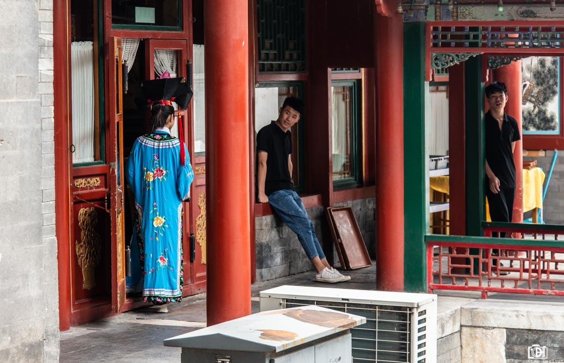 Pékin une ville en transition, Léo Derivot