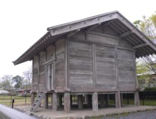 花小路遺跡と同じ時代の熊野・中宿遺跡(榛沢郡役所跡)