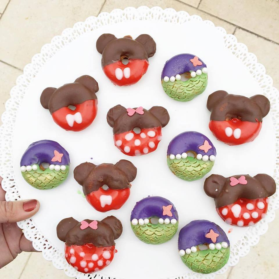 Disney Mini Donuts