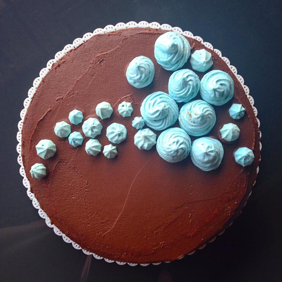 Chocolate Layer Caker