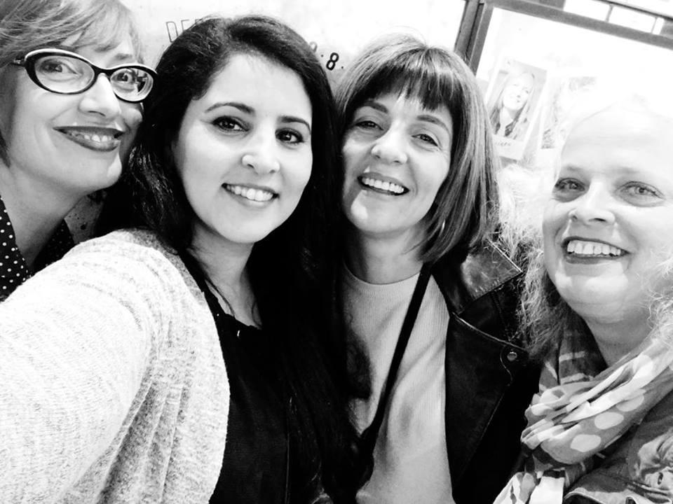 Carol And Co, Isabel & Isa Dems