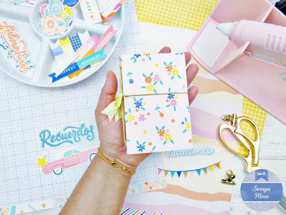 We R Memory Keepers : Fabriquer Un Mini TN!