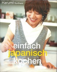 Screenshot des Buchcovers: einfach japanisch kochen