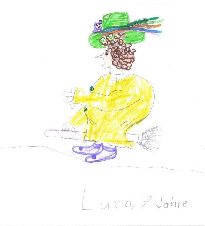 Luca, 7 Jahre