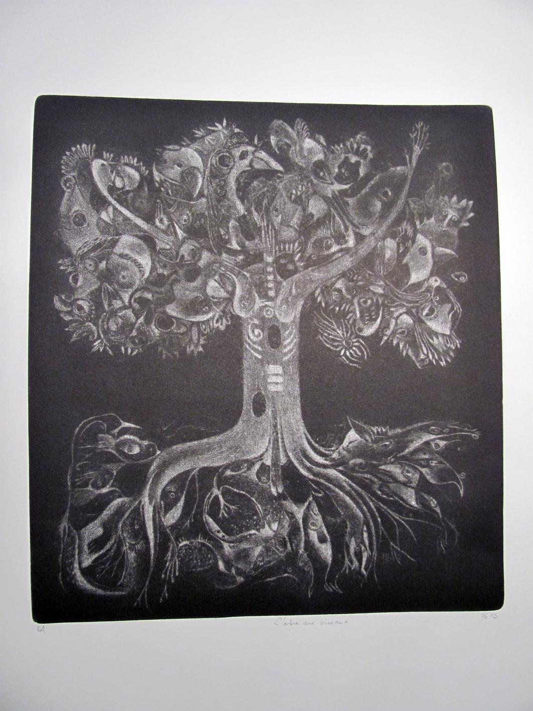 """""""L'arbre aux oiseaux"""""""