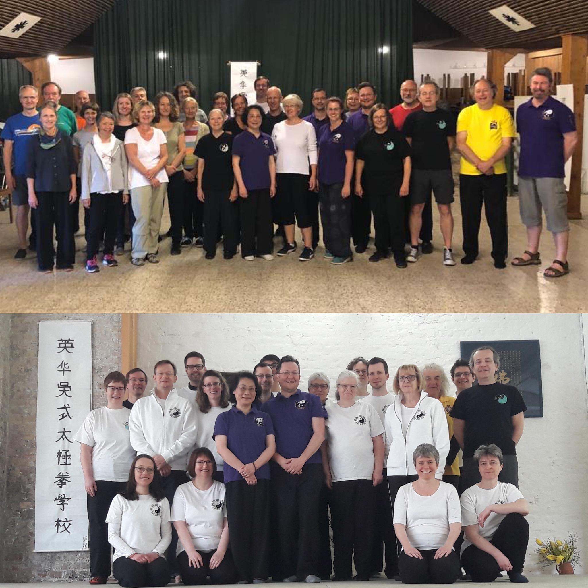 Seminare in Berlin & Kerpen in 2019 mit Jin Ye