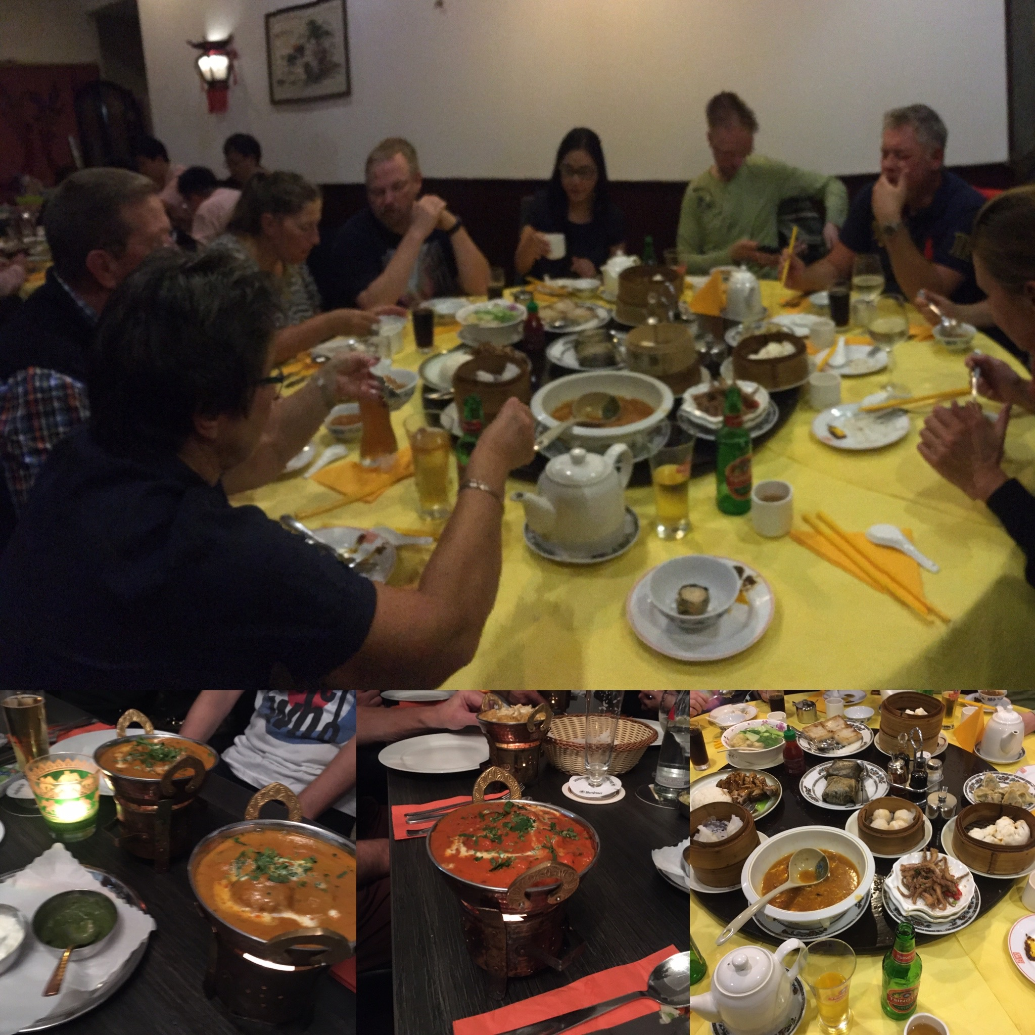 gemeinsame Stunden bei Chinese & Indian Cuisine in 2019