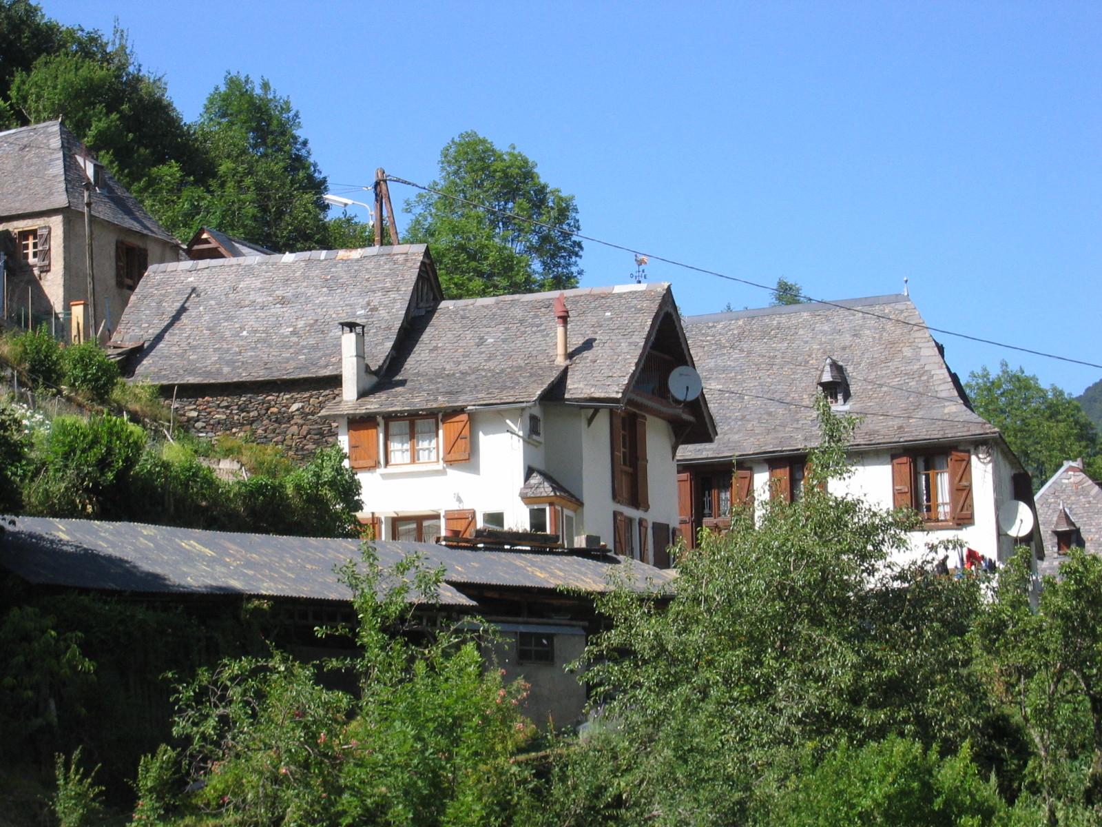 Le village d'Eylie