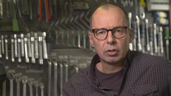 Making of Interview mit Peter Hakenberg