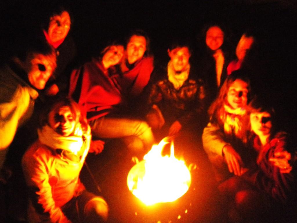 Walpurgisnachtsfeier im ZEKI 30.4.2011
